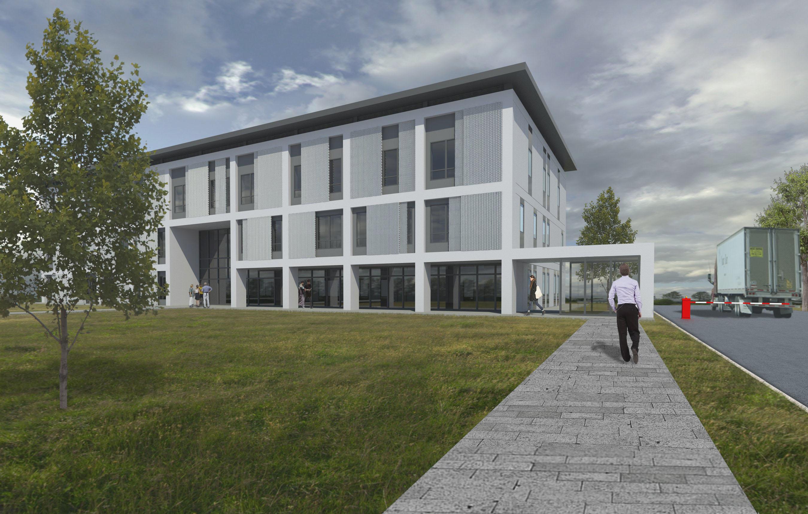 Piememonte - Nuovo corpo uffici